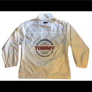 Tommy Hilfiger Jeans Denim Nylon Jacket XL